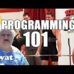 My Powerlifting Program!