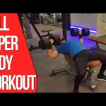 Full Upper Body Workout For Size – Bodybuilding Vs Powerlifting Differences