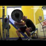 Powerlifting Training (Week 9)
